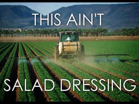 kein Salat dressing