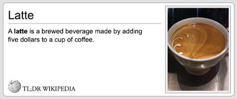 latte macciato bei wikipedia