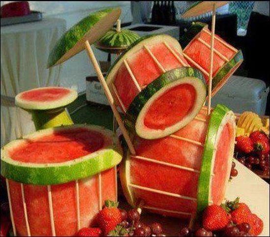 wassermelonendrum