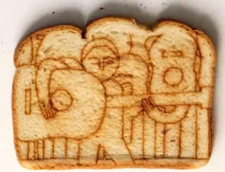 toast-als-hintergrund
