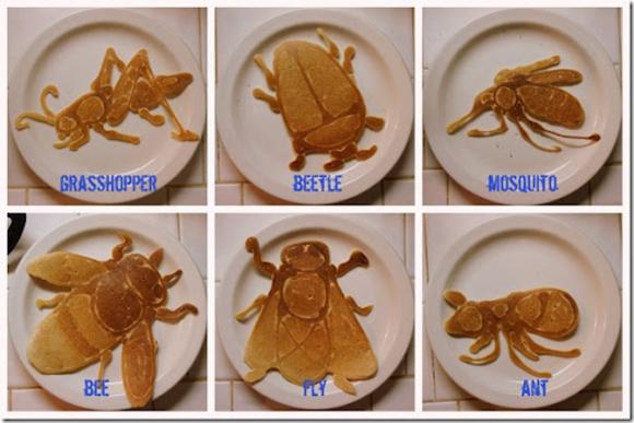 Pfannkuchen Kunst