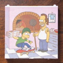 Simpsons-pizza-schachtel