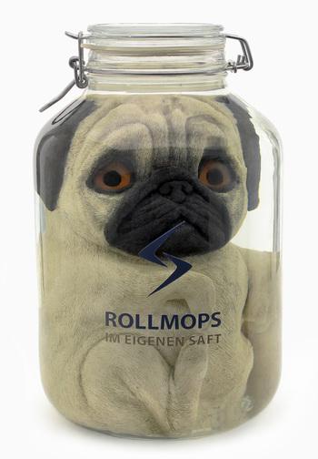 rollmops im glas