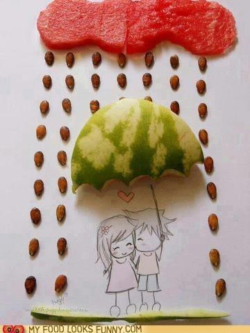 wassermelonen-regen
